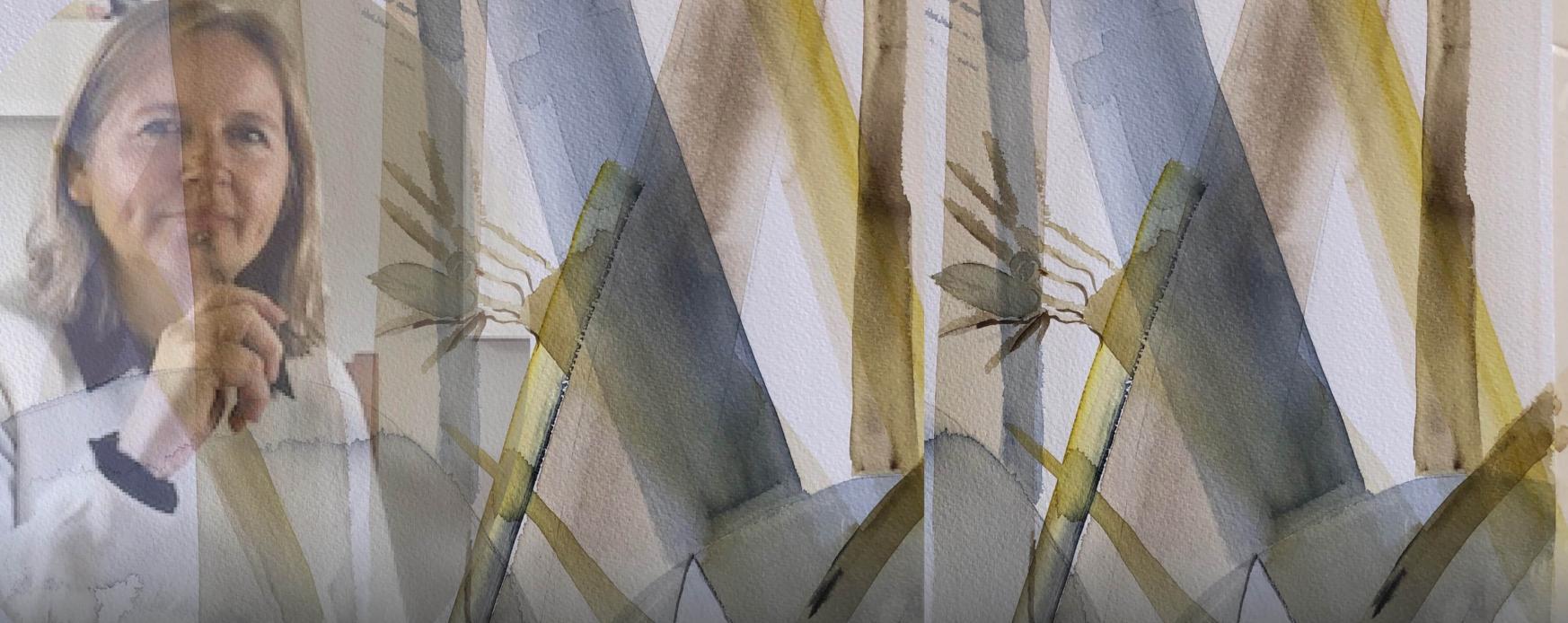 """Marlene Lindbäck presenterar digital utställning """"Lugn Energi"""" på nipa.ax"""