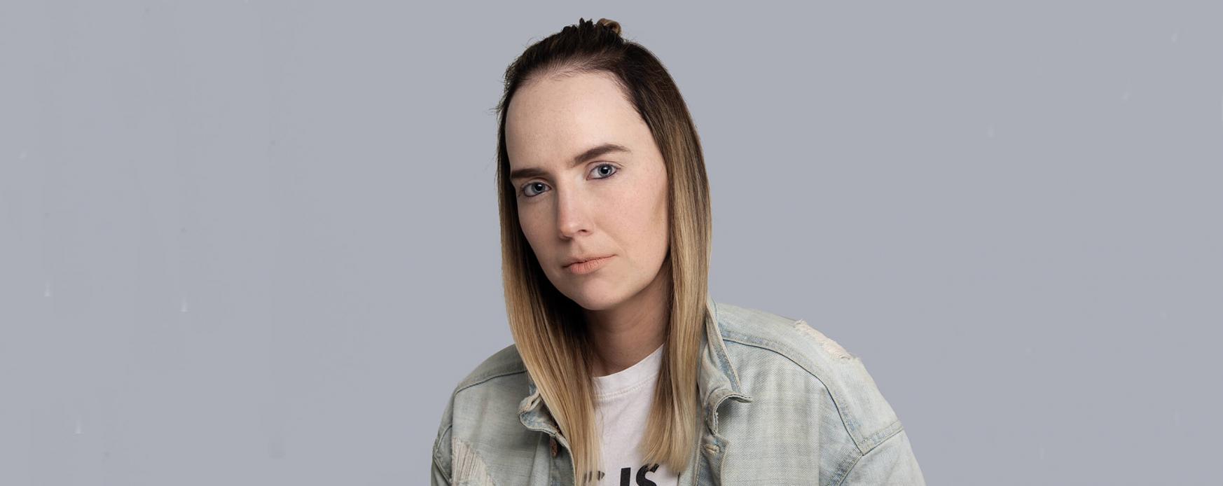 Bilden visar Susanne Skogstad som är aktuell i Litteraturdagarna 2021