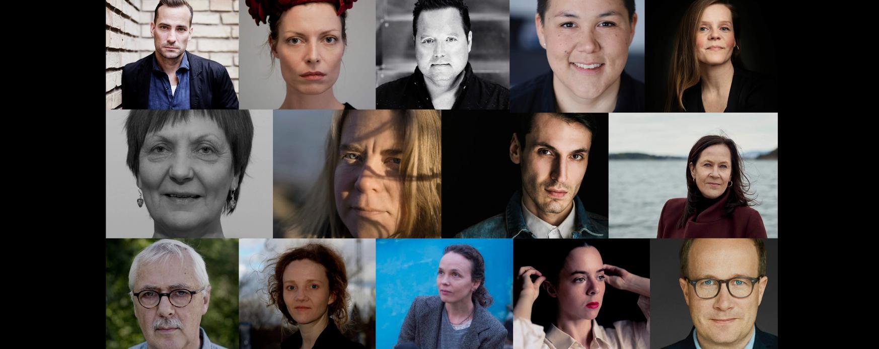 Möt de nominerade till Nordiska rådets litteraturpris i en streamat författarserie.