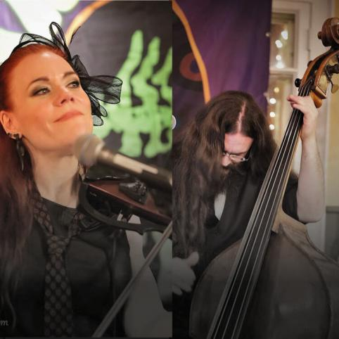 Green Fish på NIPÅs livesända konsert den 3 April på nipalive.ax