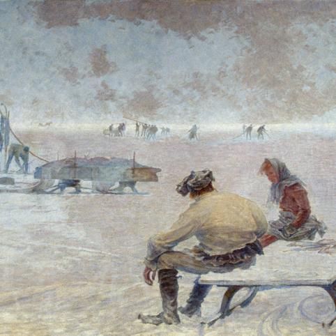 Jesper Theilgaard - Weather in art. Önningebymuseum. NIPÅ