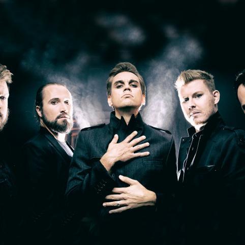 Gotisk rock med åländska Lamori på nipalive.ax