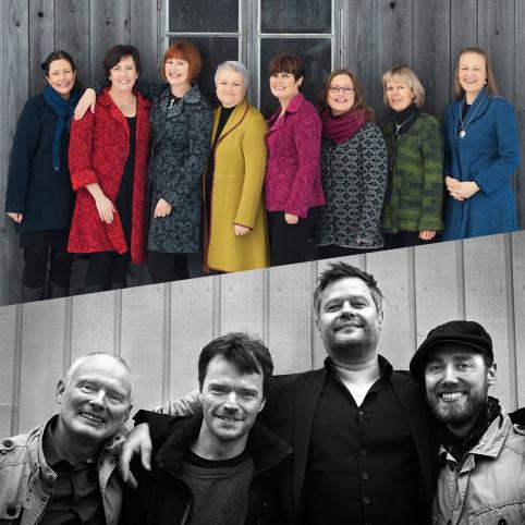 Edvard Debess Kvartett ❤ Flera Röster