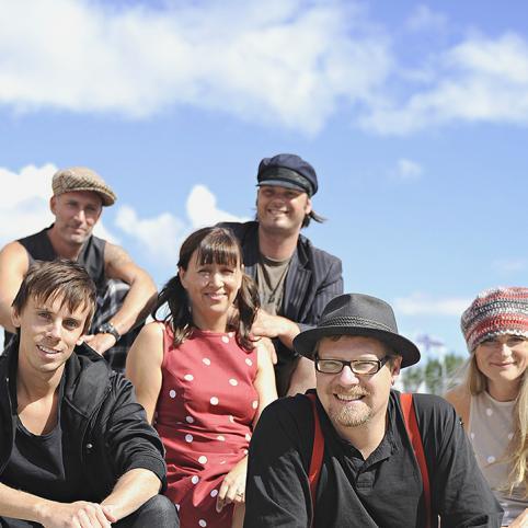 Poporkestern på Åland gör digital konsert med Nordens institut på Åland