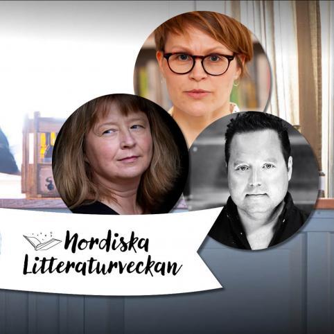 Berättarkvällar på Stallhagen i samband med Nordiska Litteraturveckan