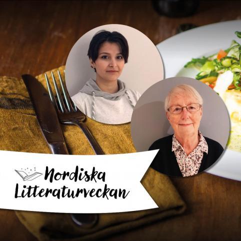 Berättarkväll på Stallhagen under Nordiska Litteraturveckan, för Åland100