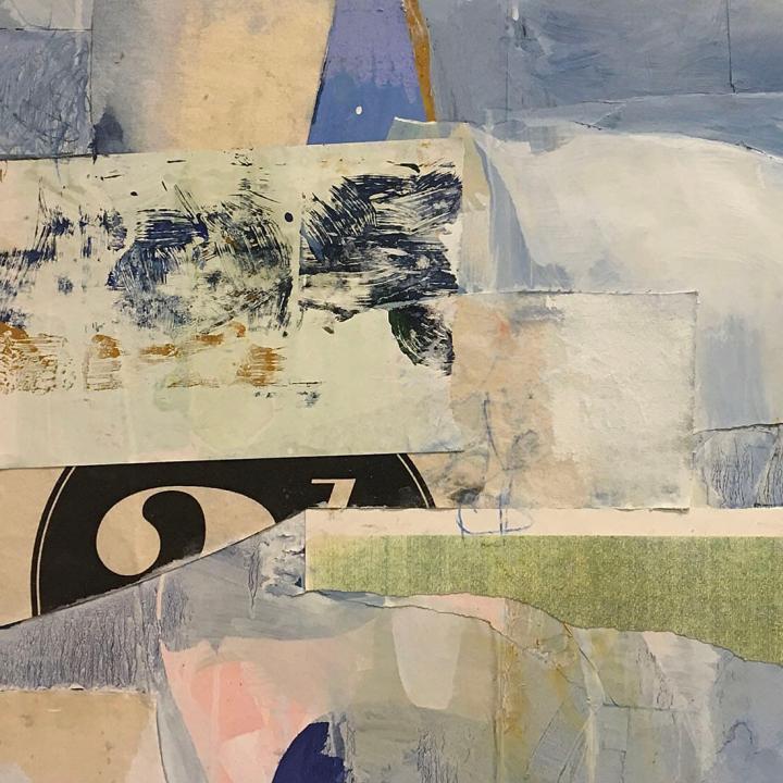 Bilden visar konstverk av Nicolay Aamodt som ställer ut digitalt på nipa.ax