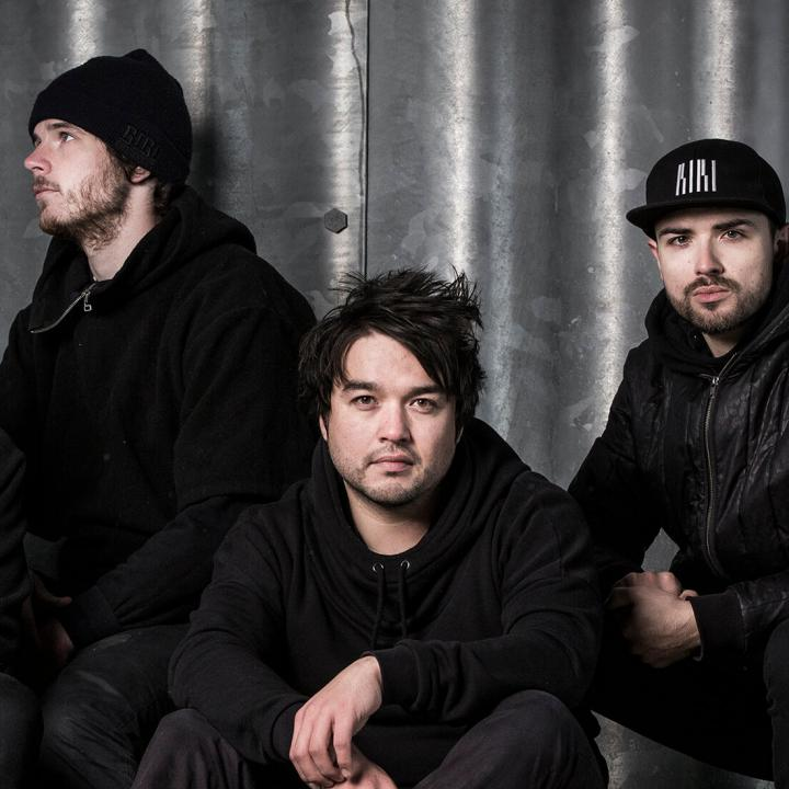 Bild av gruppen Small Time Giants, som sänder konsert på nipalive.ax av Nordens institut på Åland i april.
