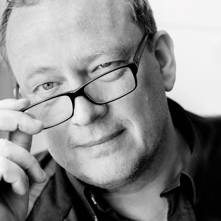 Thomas Halling, författarsamtal, arrangerat av Nordens institut på Åland.