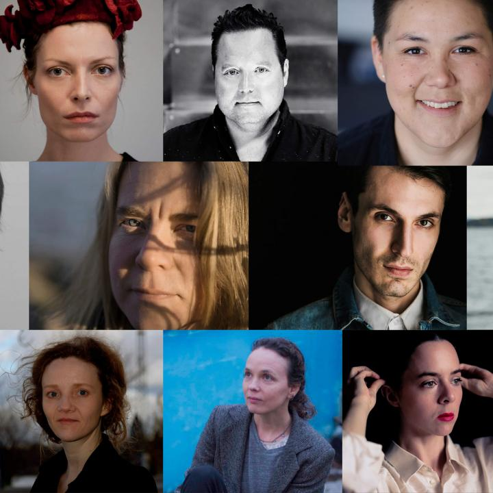 Meet the nominees of the 2021 Nordic Council Literature Prize