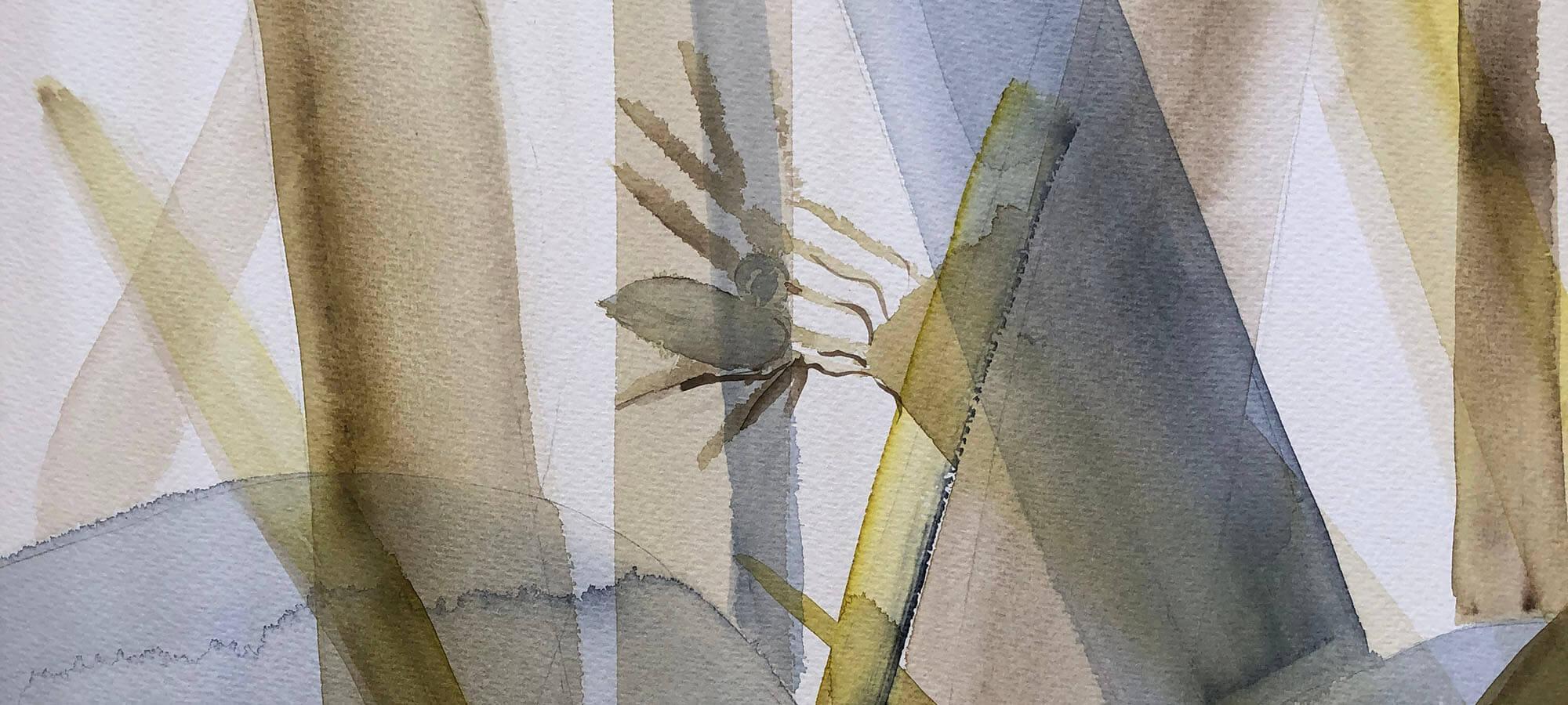 Akvarell, Marlene Lindbäck