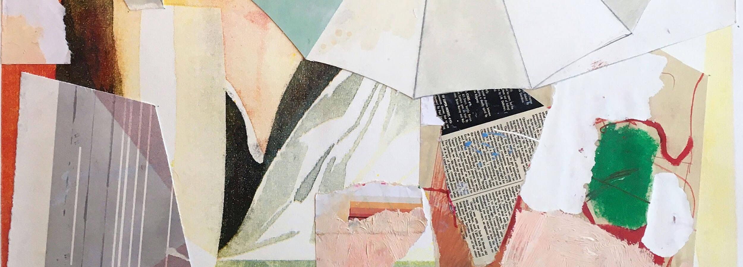 Inzoomning av konstverk av Nicolay Aamodt.