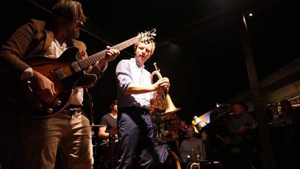 Bild från konserten med Quasimondo