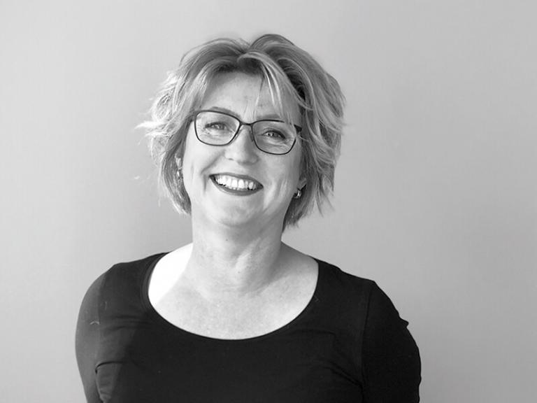 Carina Sommarström. Solist vid NIPÅs storbandskväll 6.11, 2020.