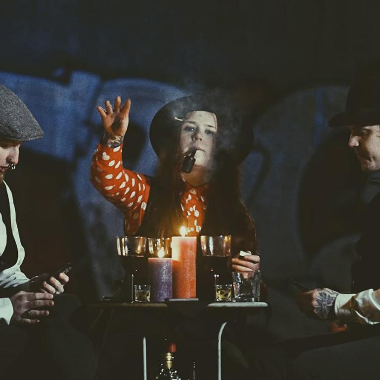 Nordens institut på Åland presenterar streamat konsert med Cim Dahlle & The Damage Done, 18.9 på nipalive.ax