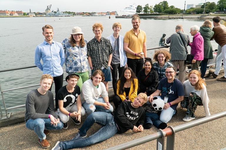 Young Nordic Stars - group picture.
