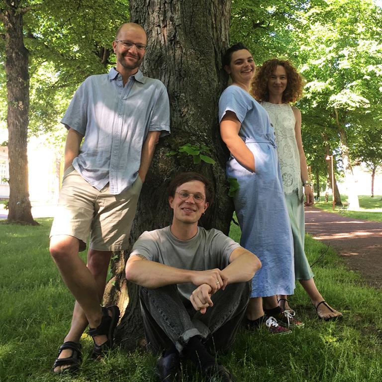 I årets hållbART-festival presenterar NIPÅ olika konstnärer och artister.