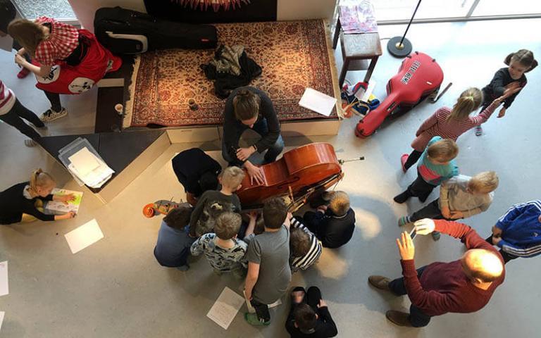 """Konsert för dagisbarn """"Nordisk Nöj"""", anordnas 17 maj av Nordens Institut på Åland"""