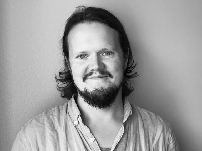 Jesper Josefsson. Solist vid NIPÅs storbandskväll 6.11, 2020.