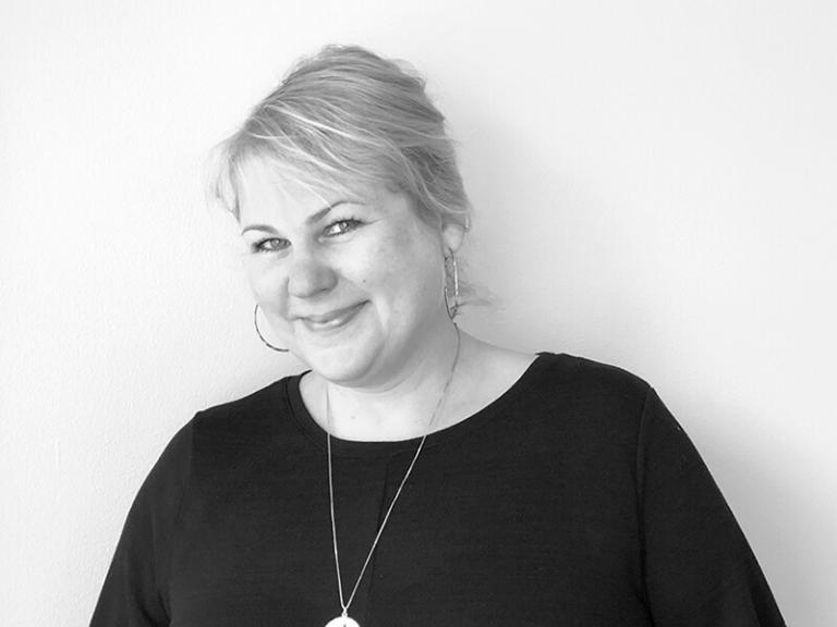 Nina Andersson. Solist vid NIPÅs storbandskväll 6.11, 2020.