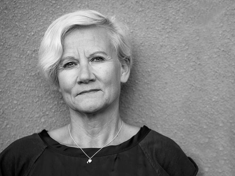 Patricia Bergroth. Solist vid NIPÅs storbandskväll 6.11, 2020.
