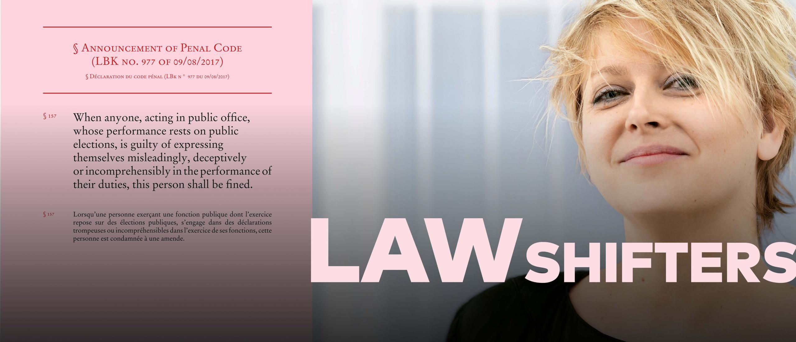 Lawshifters - Nordens institut på Åland