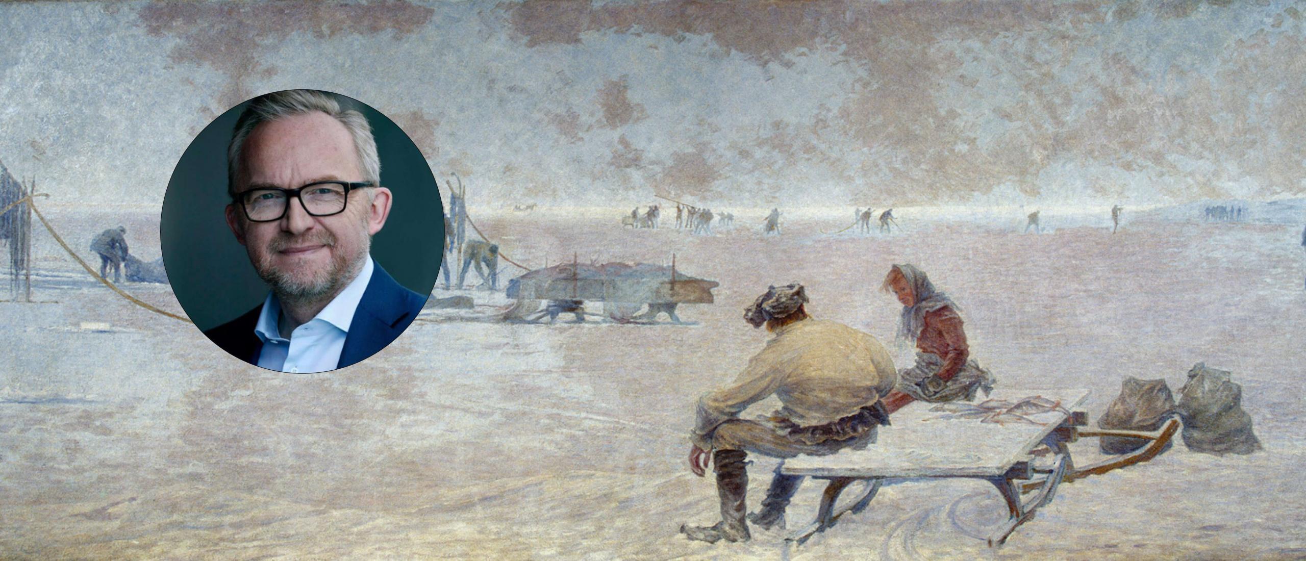 Jesper Theilgaard, Vädret i konsten på Önningsbymuseum. Nordens Institut på Åland
