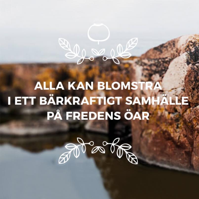 Nordens Institut på Åland, NIPÅ, medaktör i nätverket Bärkraft