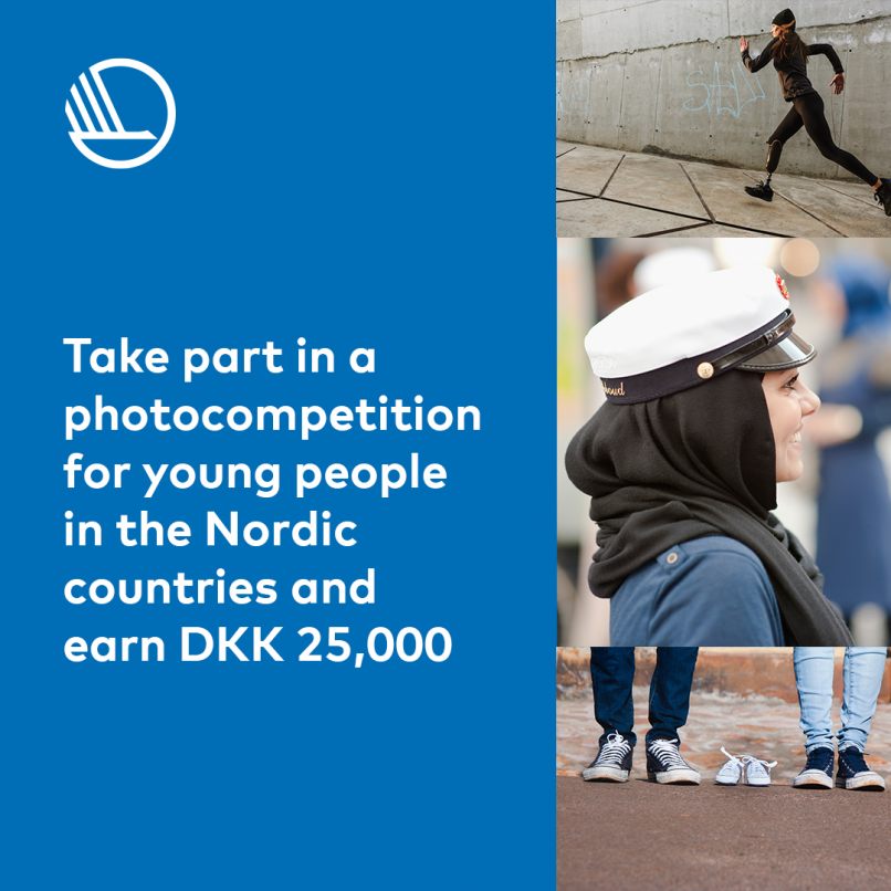NIPÅ, Nordens Institut på Åland - photocompetition for young people