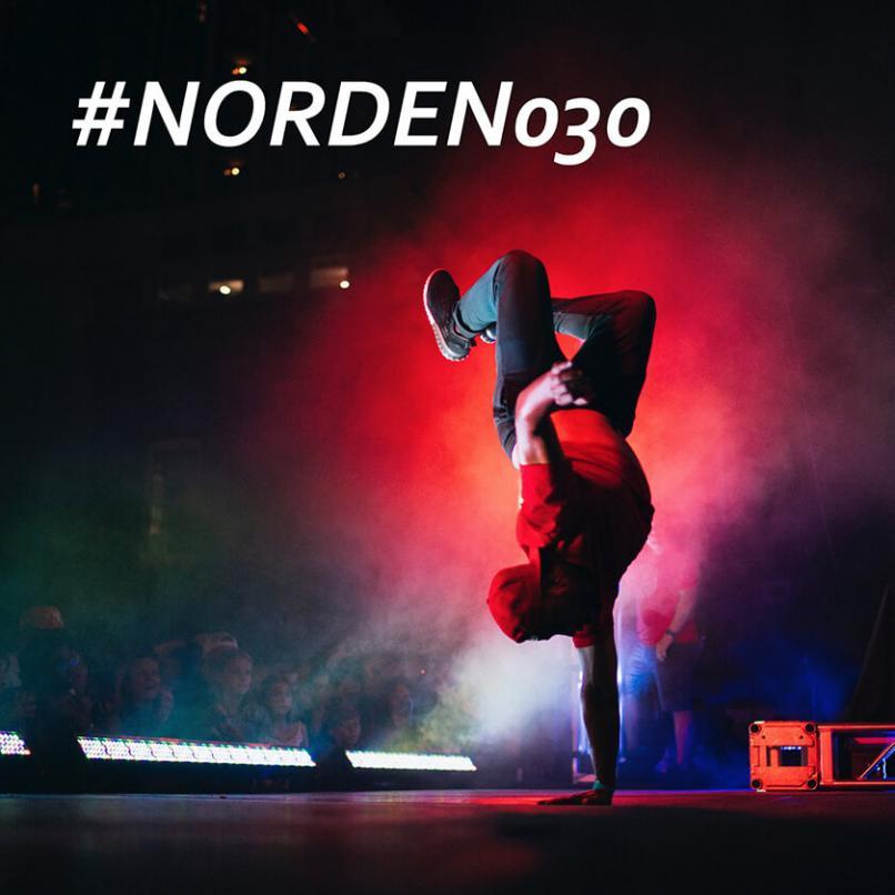 Norden 0-30. Nordisk kulturkontakt