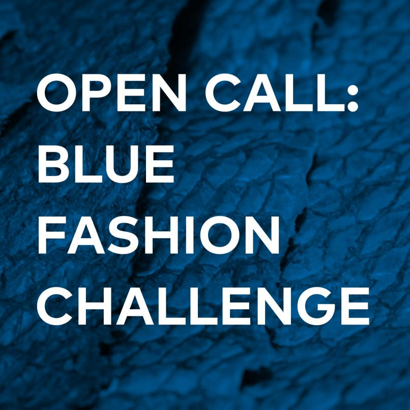 Blue Fashion Challenge