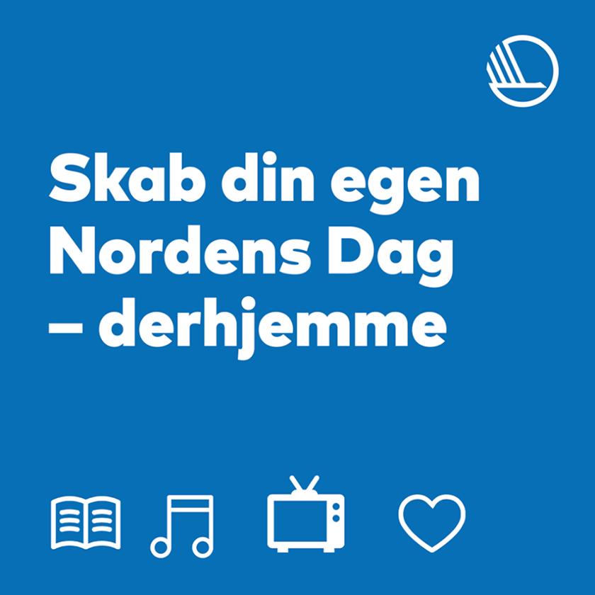 Skapa din egen Nordens dag därhemma - massor av tips på filmer, serier, musik och litteratur!