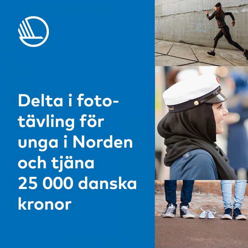 NIPÅ, Nordens Institut på Åland - fototävling för unga i Norden