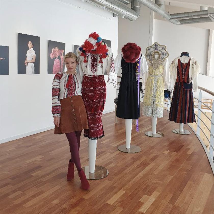 Åländsk utställning vid NAPA, Nordens institut på Ålands systerorganisation