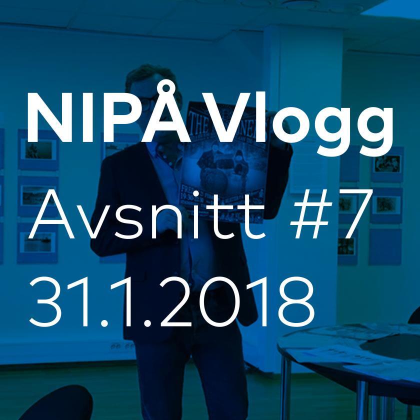 NIPÅ vlogg #7