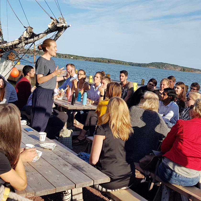 ReGeneration2030 på Åland 2018