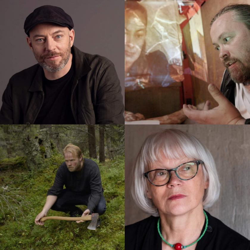 Stream series in collaboration with Nordisk Kulturkontakt - Skogen kallar